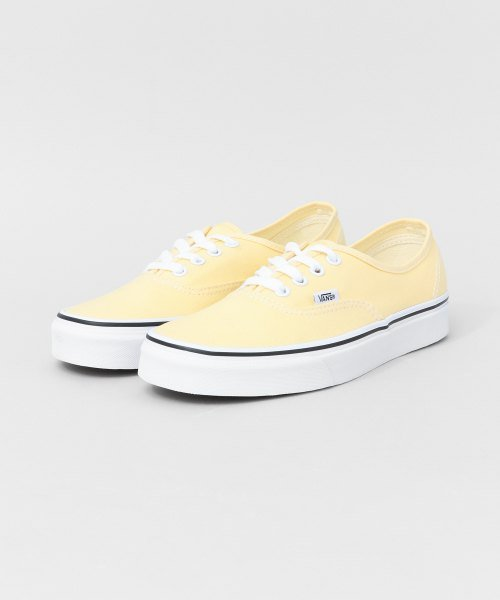 URBAN RESEARCH DOORS(アーバンリサーチドアーズ)/VANS AUTHENTIC/VN0A38EMVKVDL94_img01