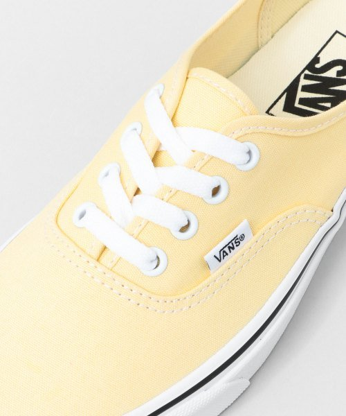 URBAN RESEARCH DOORS(アーバンリサーチドアーズ)/VANS AUTHENTIC/VN0A38EMVKVDL94_img05