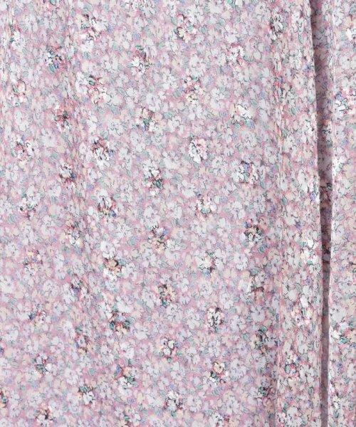 Khaju(カージュ)/《一部追加予約》Khaju:フラワープリントロングスカート/323200190_img35