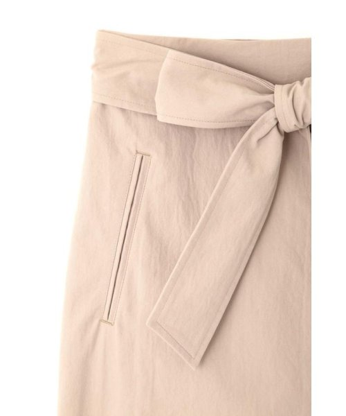 PROPORTION BODY DRESSING(プロポーション ボディドレッシング)/ユニオンテックツイルロングスカート/1219120400_img12