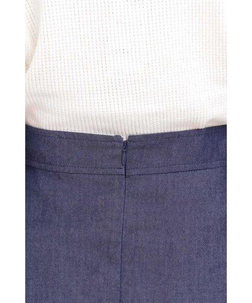 PROPORTION BODY DRESSING(プロポーション ボディドレッシング)/テンセルロングスカート/1219120406_img10