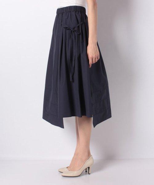 VICE VERSA(バイス バーサ)/【セットアップ対応】ラップデザインフレアースカート/224456_img01