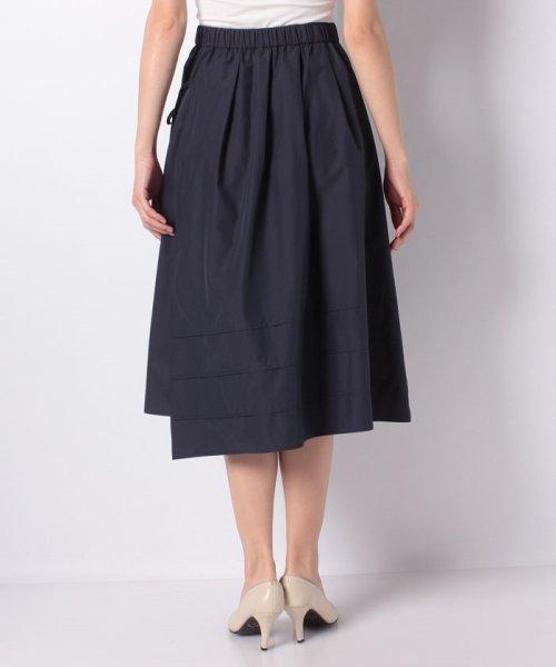 VICE VERSA(バイス バーサ)/【セットアップ対応】ラップデザインフレアースカート/224456_img02