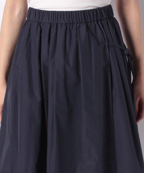 VICE VERSA(バイス バーサ)/【セットアップ対応】ラップデザインフレアースカート/224456_img03