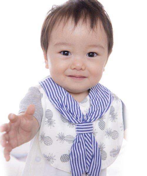 e-baby(イーベビー)/天竺+ブロードパインプリントスカーフスタイ/183412526_img08