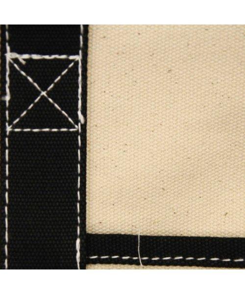 CRB(シーアールビー)/キャンバス地ダブルポケットトートバッグ/キャンバス地/トートバッグ/バッグ/かばん/A4/通勤通学/大容量/軽量/ステッチ/Zip/デイリー/シンプル/肩掛け//C6232071-8_img14