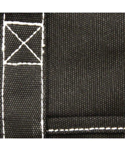 CRB(シーアールビー)/キャンバス地ダブルポケットトートバッグ/キャンバス地/トートバッグ/バッグ/かばん/A4/通勤通学/大容量/軽量/ステッチ/Zip/デイリー/シンプル/肩掛け//C6232071-8_img16