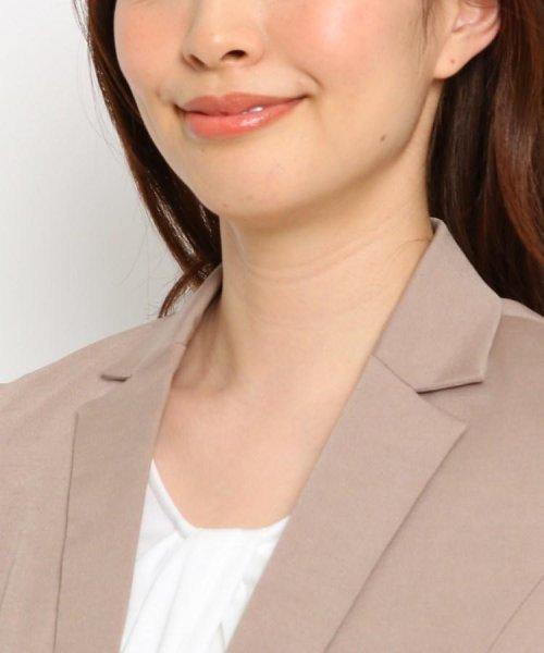 SunaUna(スーナウーナ)/【洗える】ドライリネンオックスジャケット/20190154546015_img04