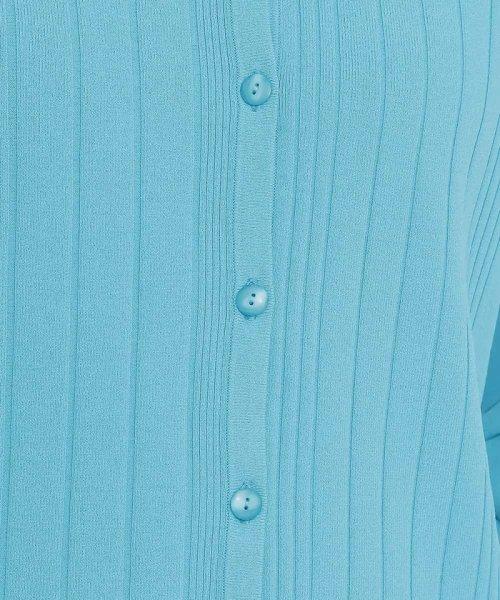 GEORGES RECH(ジョルジュ・レッシュ)/【洗える】ランダムリブカーディガン/PZSDD01230_img14