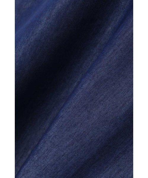 PROPORTION BODY DRESSING(プロポーション ボディドレッシング)/スプリングデニムべっ甲バックルフレアースカート/1219120407_img16