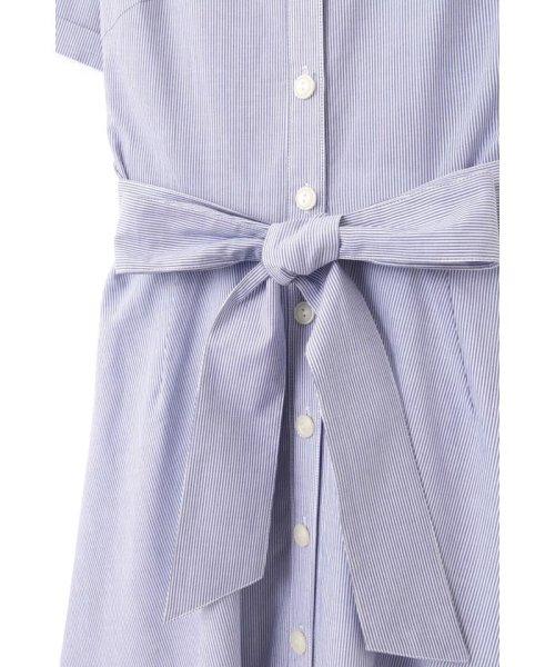 PROPORTION BODY DRESSING(プロポーション ボディドレッシング)/ストライプシャツワンピース/1219140405_img10