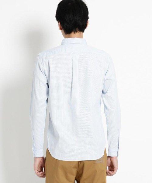 THE SHOP TK(ザ ショップ ティーケー)/コードレーンシャツ/20190161686674_img03