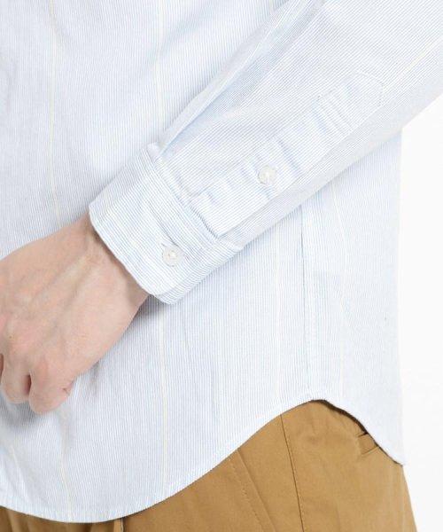 THE SHOP TK(ザ ショップ ティーケー)/コードレーンシャツ/20190161686674_img05