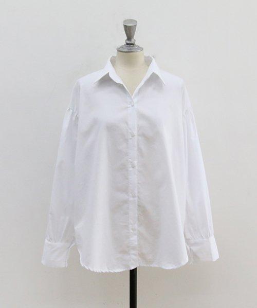 NANING9(ナンニング)/NANING9(ナンニング)バルーン袖シャツ/ng-18b-016_img02