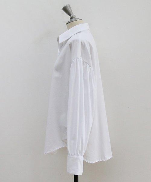 NANING9(ナンニング)/NANING9(ナンニング)バルーン袖シャツ/ng-18b-016_img04