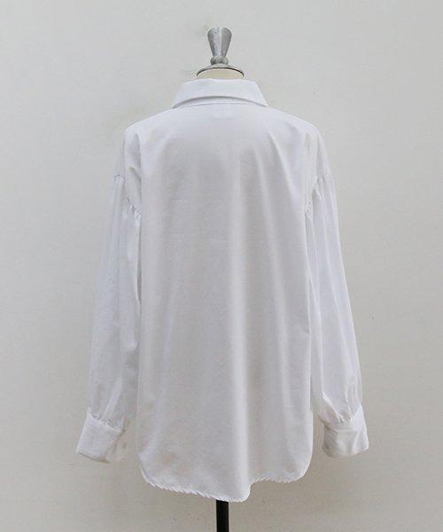 NANING9(ナンニング)/NANING9(ナンニング)バルーン袖シャツ/ng-18b-016_img05