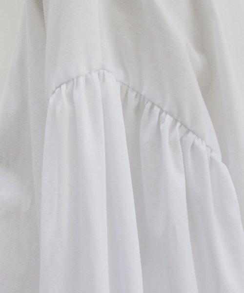 NANING9(ナンニング)/NANING9(ナンニング)バルーン袖シャツ/ng-18b-016_img06