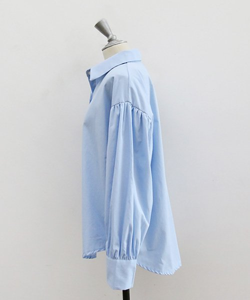 NANING9(ナンニング)/NANING9(ナンニング)バルーン袖シャツ/ng-18b-016_img08