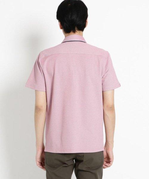 THE SHOP TK(ザ ショップ ティーケー)/【親子おそろい】パイピングポロシャツ/20190161636701_img03