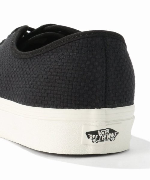 JOINT WORKS(ジョイントワークス)/【Begin掲載】VANS×JOINT WORKS AUTHENTIC WOVEN CHECK/19093731100210_img06