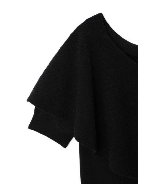 PROPORTION BODY DRESSING(プロポーション ボディドレッシング)/ラッフルオフショルニット/1219170400_img08