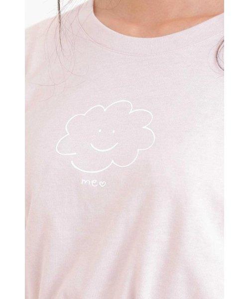 PROPORTION BODY DRESSING(プロポーション ボディドレッシング)/◆クラウドスマイルミーTシャツ/1219160403_img11