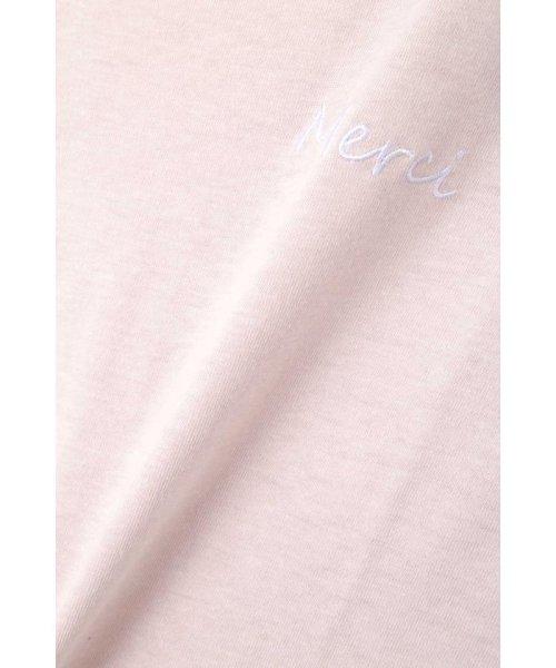 PROPORTION BODY DRESSING(プロポーション ボディドレッシング)/◆プチロゴTシャツ/1219160404_img09