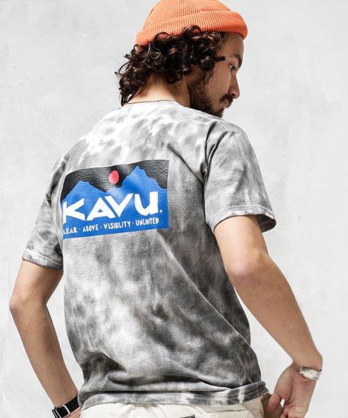 nano・universe(ナノ・ユニバース)/KAVU:別注FRUIT OF THE LOOM ピグメントTシャツ/6709124067_img01