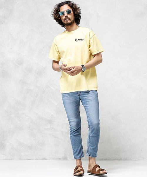 nano・universe(ナノ・ユニバース)/KAVU:別注FRUIT OF THE LOOM ピグメントTシャツ/6709124067_img04