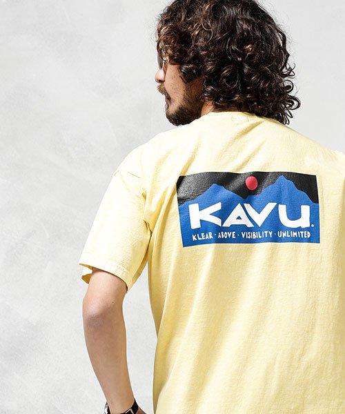 nano・universe(ナノ・ユニバース)/KAVU:別注FRUIT OF THE LOOM ピグメントTシャツ/6709124067_img06