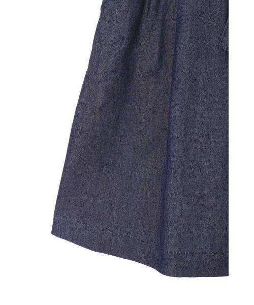 PROPORTION BODY DRESSING(プロポーション ボディドレッシング)/テンセルデニムリボンショートパンツ/1219130406_img12