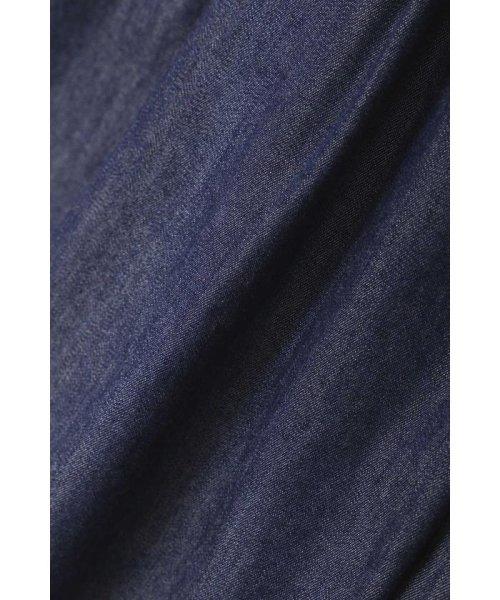 PROPORTION BODY DRESSING(プロポーション ボディドレッシング)/テンセルデニムリボンショートパンツ/1219130406_img15