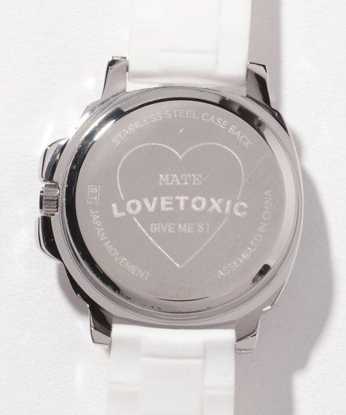 Lovetoxic(ラブトキシック)/ラバーベルトウォッチ/8391504_img03