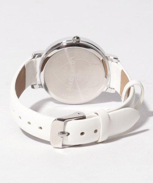 Lovetoxic(ラブトキシック)/ロゴ型押し腕時計/8391506_img02