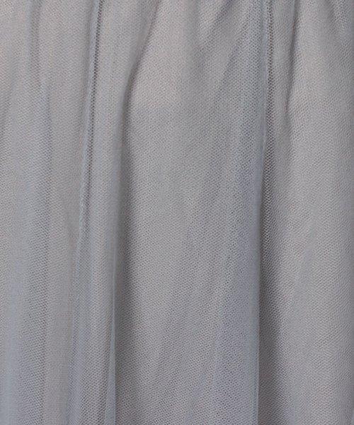 Bou Jeloud(ブージュルード)/★綺麗なフレアシルエット◆チュールレーススカート/691507_img19