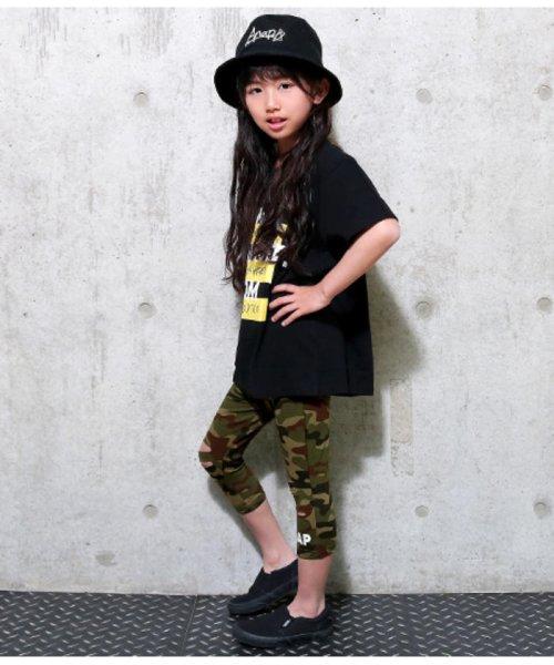 ANAP KIDS(アナップキッズ)/ダメージレギンス(七分丈)/0427800002_img04