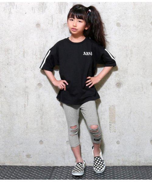 ANAP KIDS(アナップキッズ)/ダメージレギンス(七分丈)/0427800002_img06