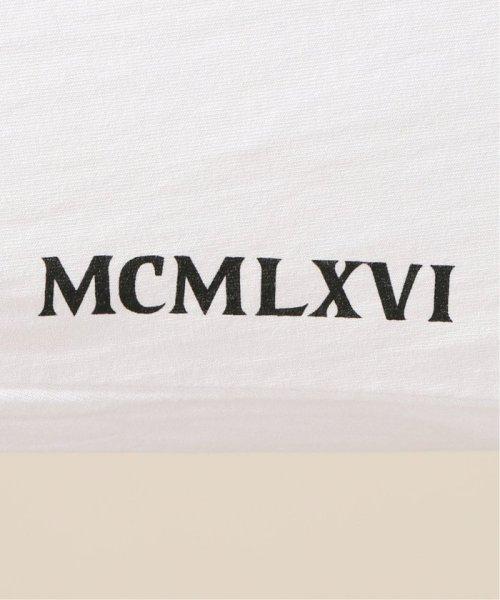 417 EDIFICE(フォーワンセブン エディフィス)/VANS / バンズ POSTER L/S T-SHIRT/19070313002510_img14