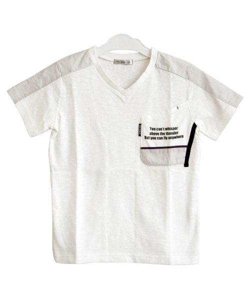RAT EFFECT(ラット エフェクト)/切替ポケットTシャツ/RTS92403_img03