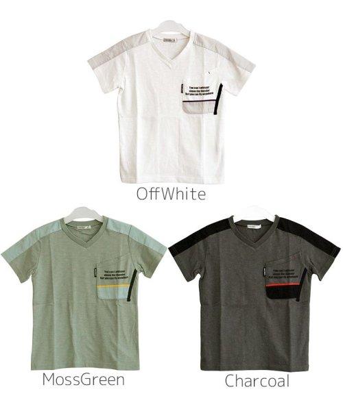 RAT EFFECT(ラット エフェクト)/切替ポケットTシャツ/RTS92403_img05