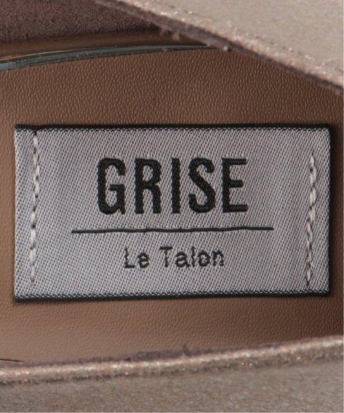 Le Talon(ル タロン)/GRISE 6.5cmメタルラインパンプス/19191820156710_img07