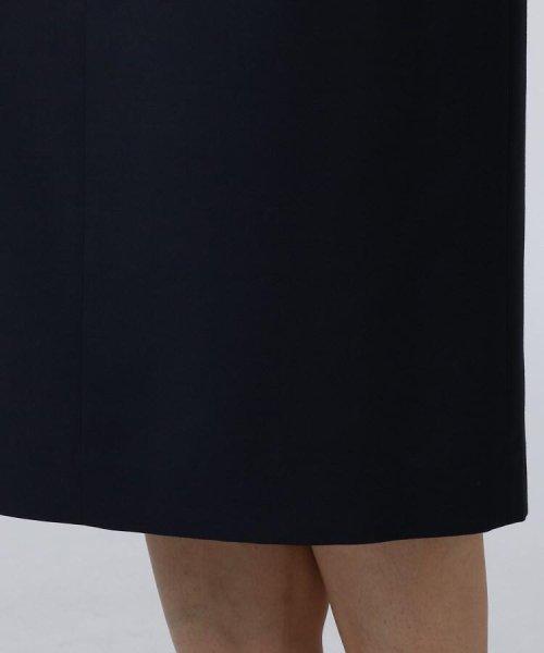 UNTITLED(アンタイトル)/キャリーマンライトクロスハイウエストスカート/20190115376420_img06