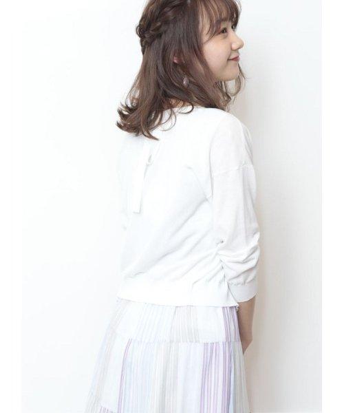 JUSGLITTY(ジャスグリッティー)/『and GIRL5月号掲載』バックリボンVカーデ/49154340_img17