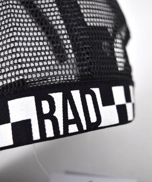 RAD CUSTOM(ラッドカスタム)/【カタログ掲載】星刺繍メッシュキャップ/163412502_img03