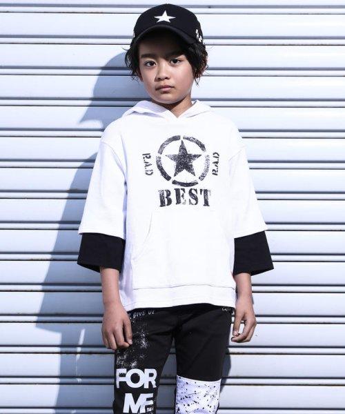RAD CUSTOM(ラッドカスタム)/【カタログ掲載】星刺繍メッシュキャップ/163412502_img11