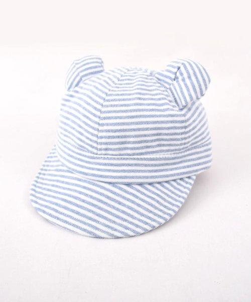 e-baby(イーベビー)/フライスボーダーミミ付きキャップ/183412559_img01
