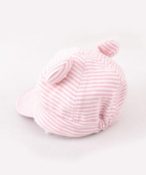 e-baby(イーベビー)/フライスボーダーミミ付きキャップ/183412559_img07