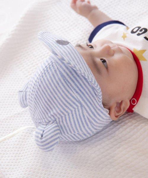 e-baby(イーベビー)/フライスボーダーミミ付きキャップ/183412559_img13