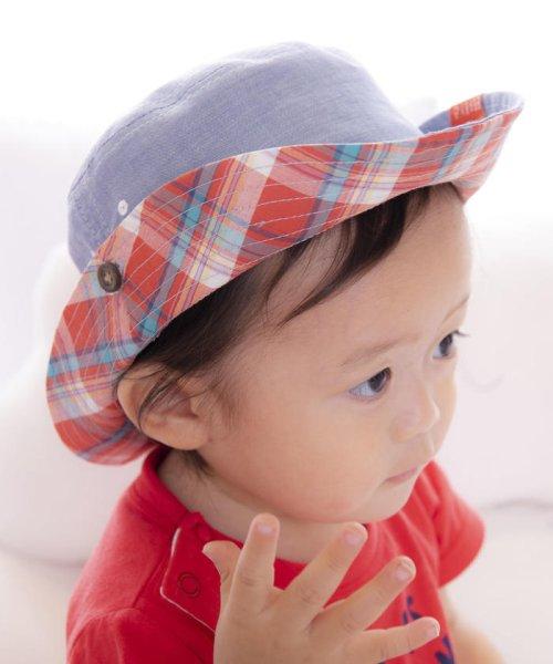 e-baby(イーベビー)/ダンガリーバケットハット/183412560_img13