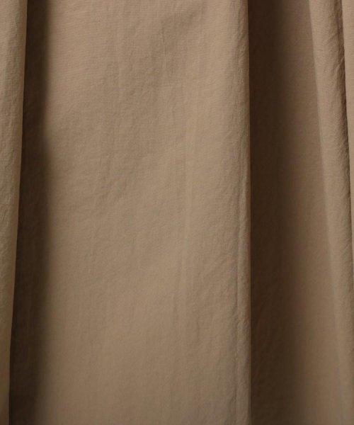 UNTITLED(アンタイトル)/【洗える】スーパーストレッチタックフレアスカート/20190115376414_img07